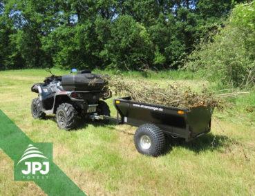 ATV Anhänger Farmer und Quad