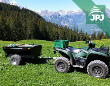 ATV Trailer Farmer und Arbeitsquad in Schweiz