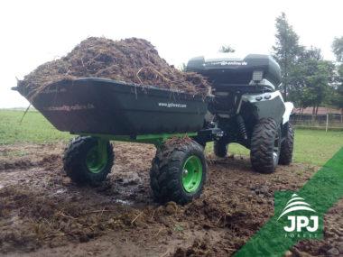 ATV Trailer Jober 300 und ATV