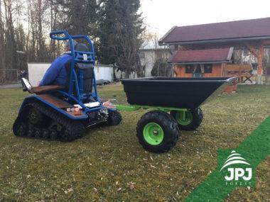 ATV Trailer Jober für die Quad und für die Geländefahrzeuge