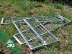 Gitteraufbau für ATV Anhänger Farmer